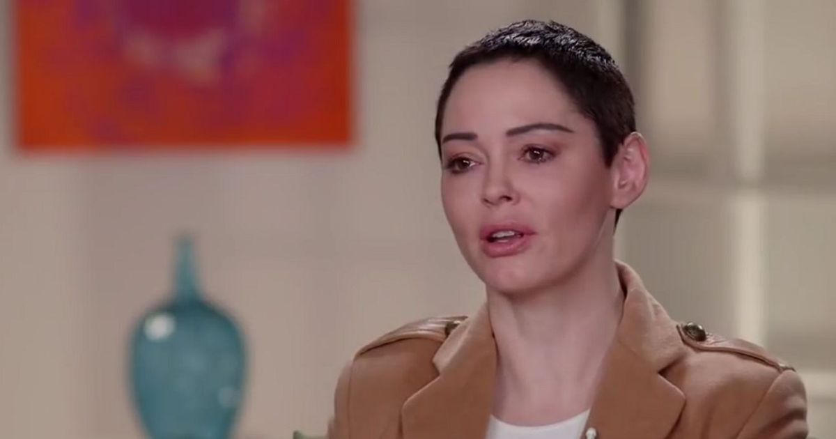 'My heart is broken': Rose McGowan reacts to news that Asia Argento paid off sexual assault accuser