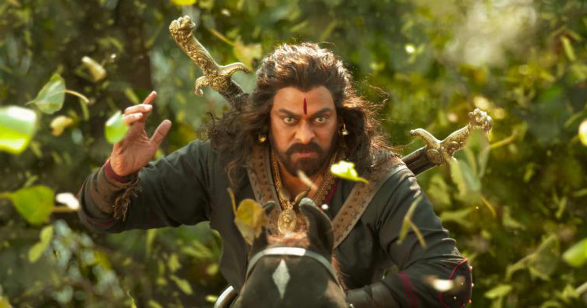 'Sye Raa Narasimha Reddy' teaser: Chiranjeevi takes on the British army
