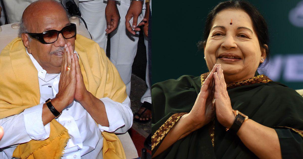 Funerals of Karunanidhi, Jayalalithaa symbolise contrasting legacies in Tamil politics: TM Krishna