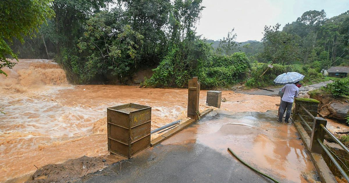 Karnataka floods: Over 1,600 km of highways damaged; focus shifts to rehabilitation as rain recedes
