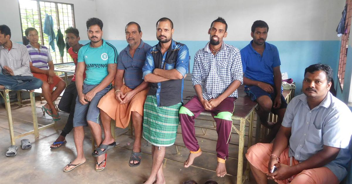 In some Kerala relief camps, disquiet over treatment of migrant workers leads to corrective action