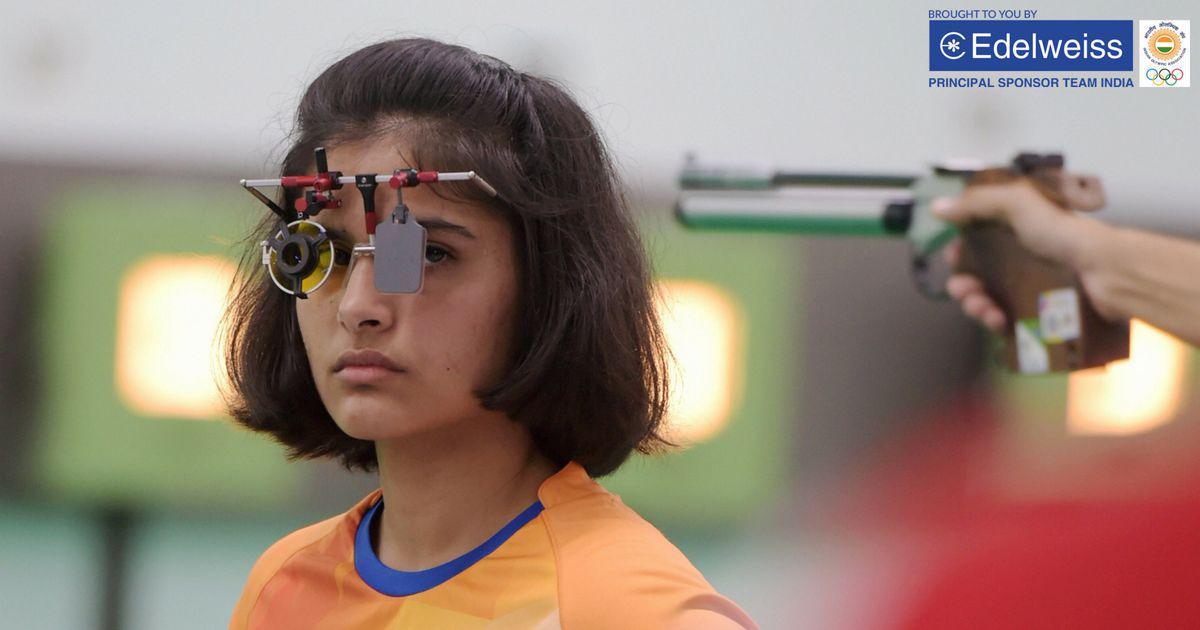 Asian Games: Manu Bhaker qualifies for 25m pistol final with record score, Rahi Sarnobat through too