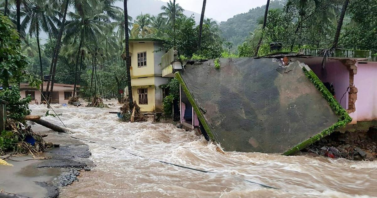 Kerala likely to get cyclone warning centre within a month after 'severe weather events' hit region