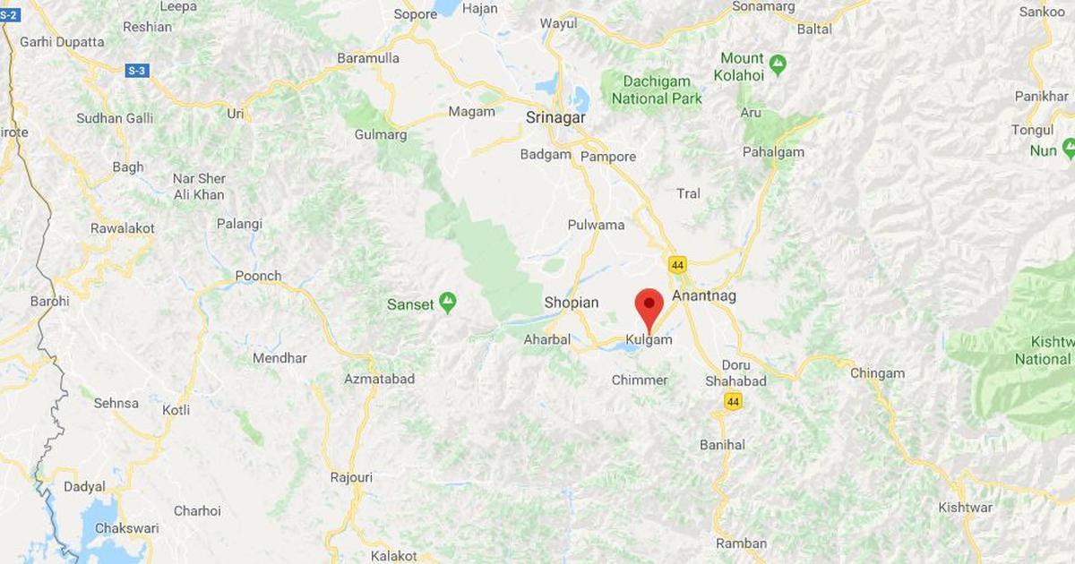 Jammu and Kashmir: Suspected militants kill trainee police constable in Kulgam