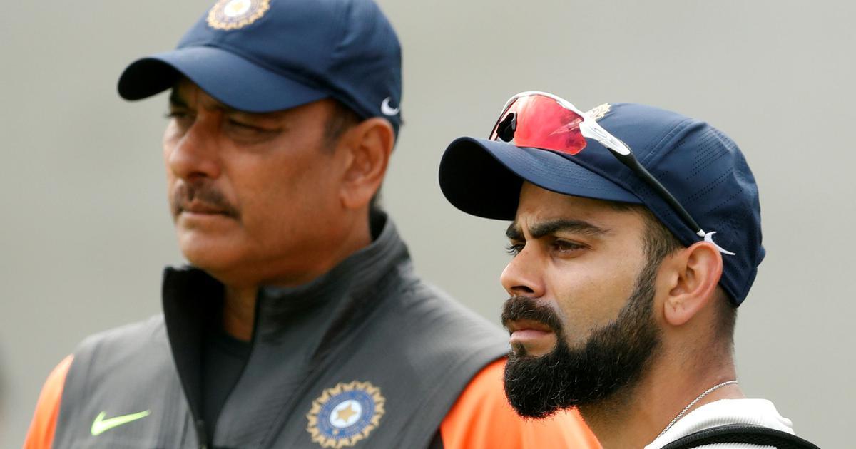 Kohli as good as Tendulkar in visualising  situations while batting, says Shastri