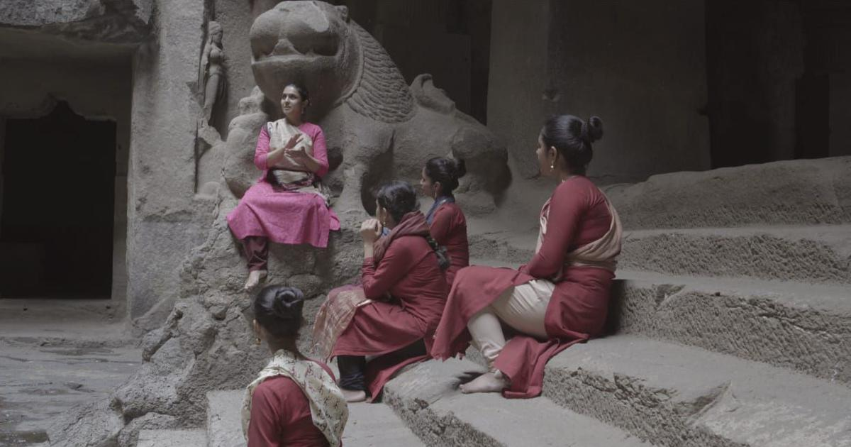 In the documentary 'Vaikhari', a poetic exploration of music's language of rhythms