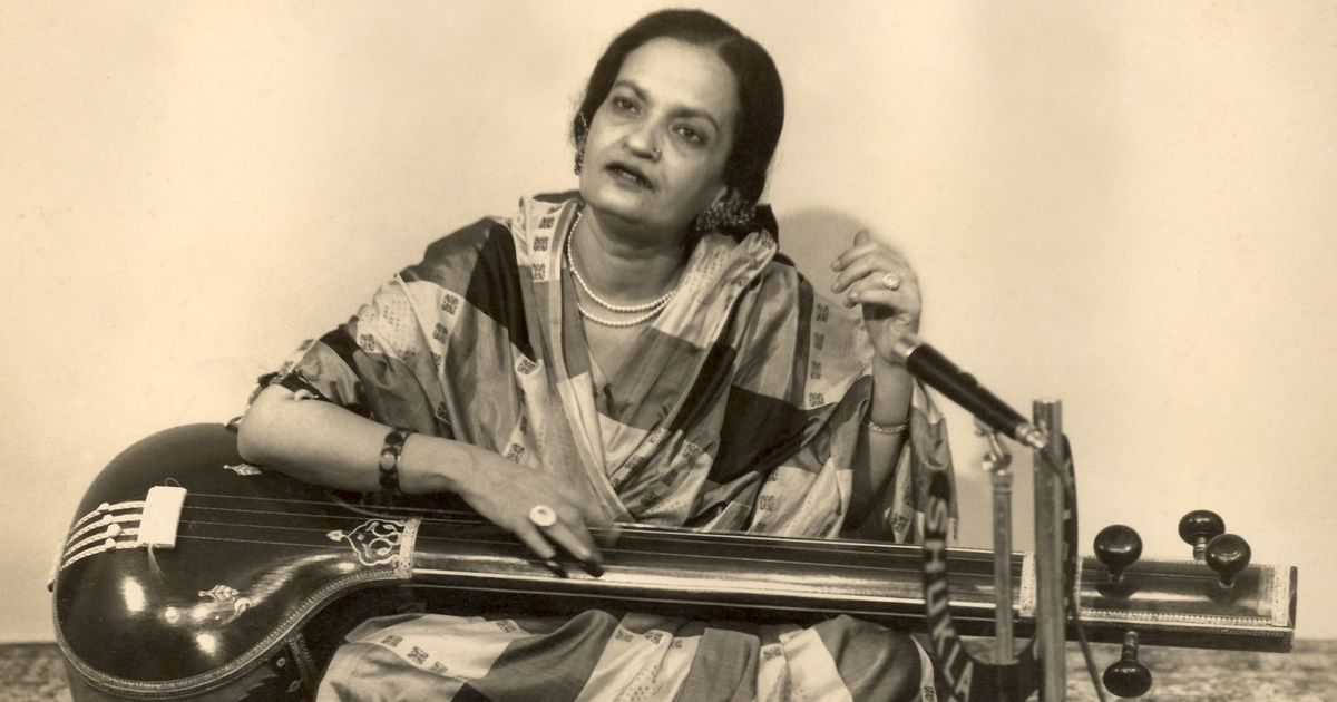 Listen: Begum Akhtar plays with tempo in these performances set to the Dadra taal