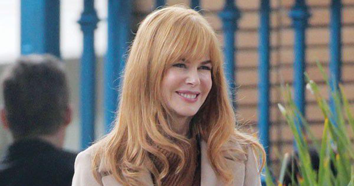 Nicole Kidman to co-produce TV series based on Cecelia Ahern's short story collection 'Roar'