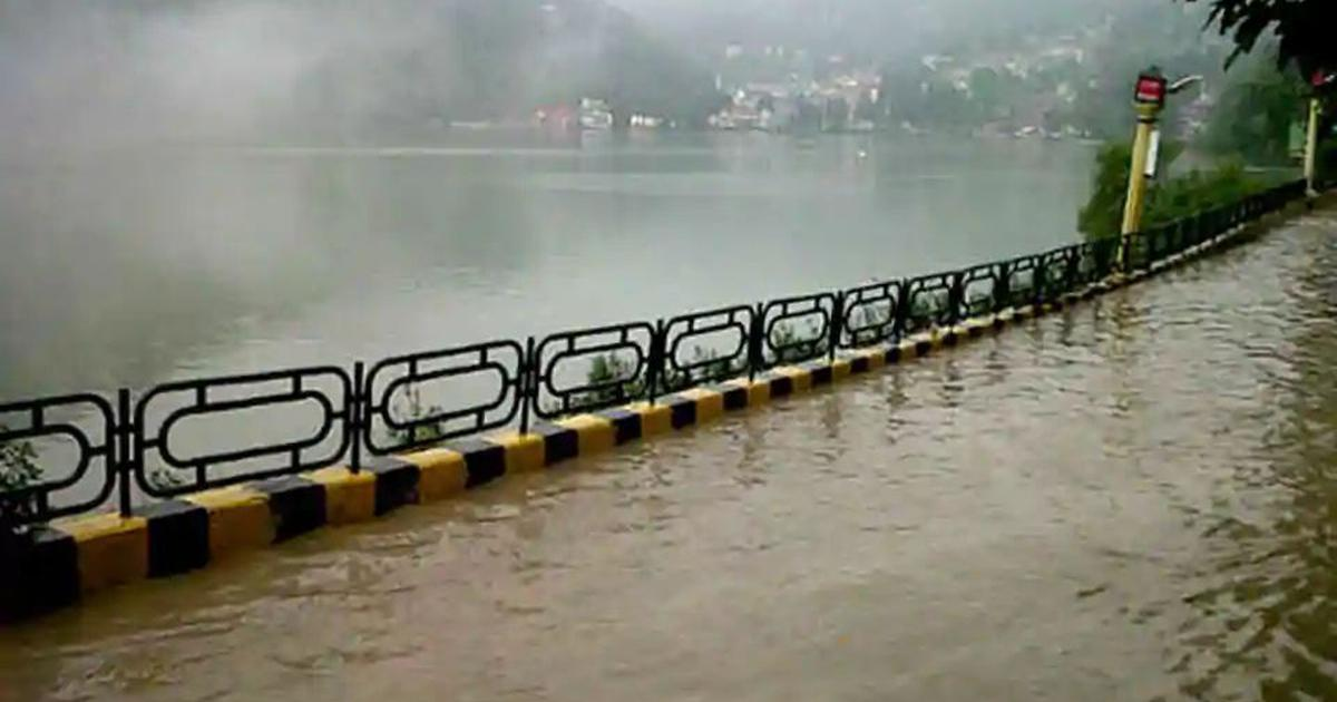 Uttarakhand will face 'heavy to very heavy' rain till Saturday, says regional weather department