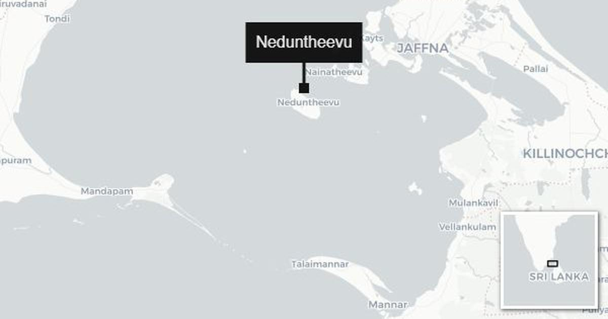Sri Lankan Navy arrests six fishermen from Tamil Nadu after allegedly ramming their boat