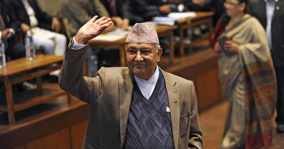 Nepal's KP Sharma Oli is becoming increasingly authoritarian – and there's little to stop him