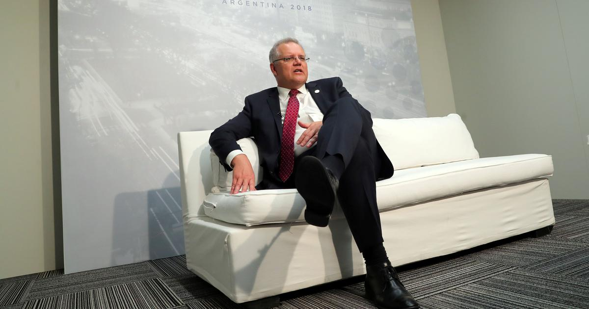 Australia: Liberal Party elects Scott Morrison the new prime minister