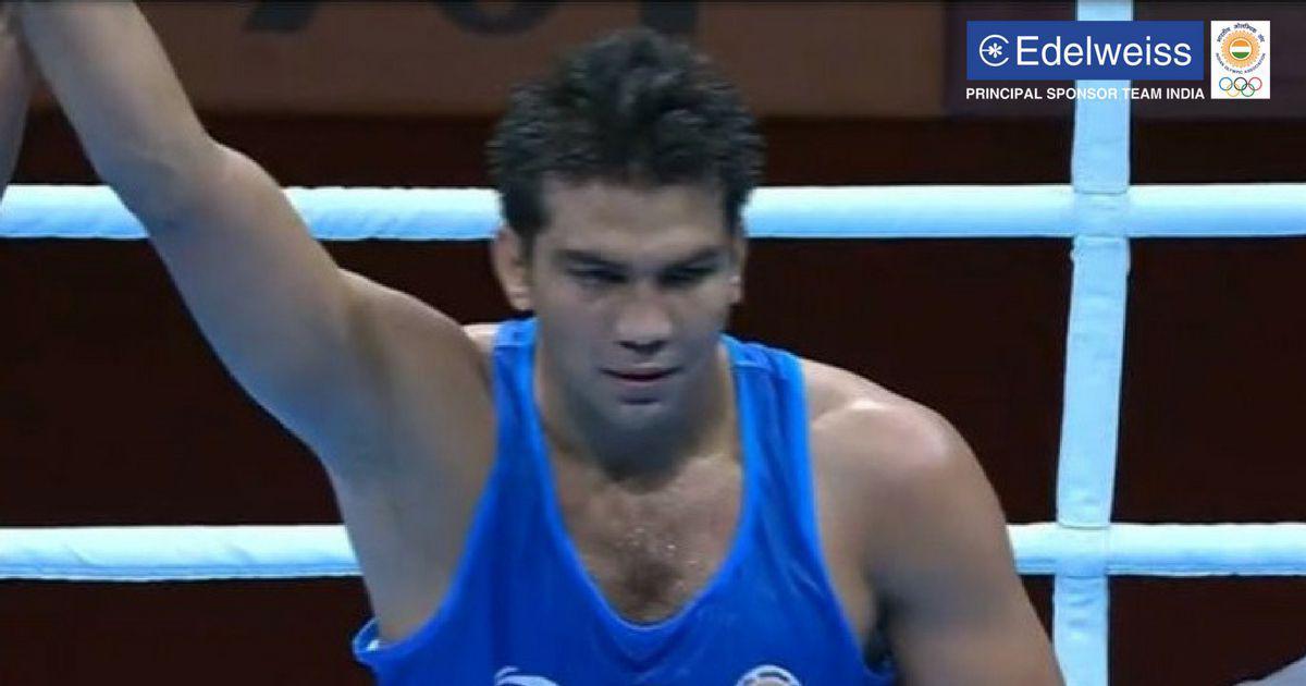 Asian Games boxing: Manoj Kumar breezes into round of 16, Gaurav Solanki stunned