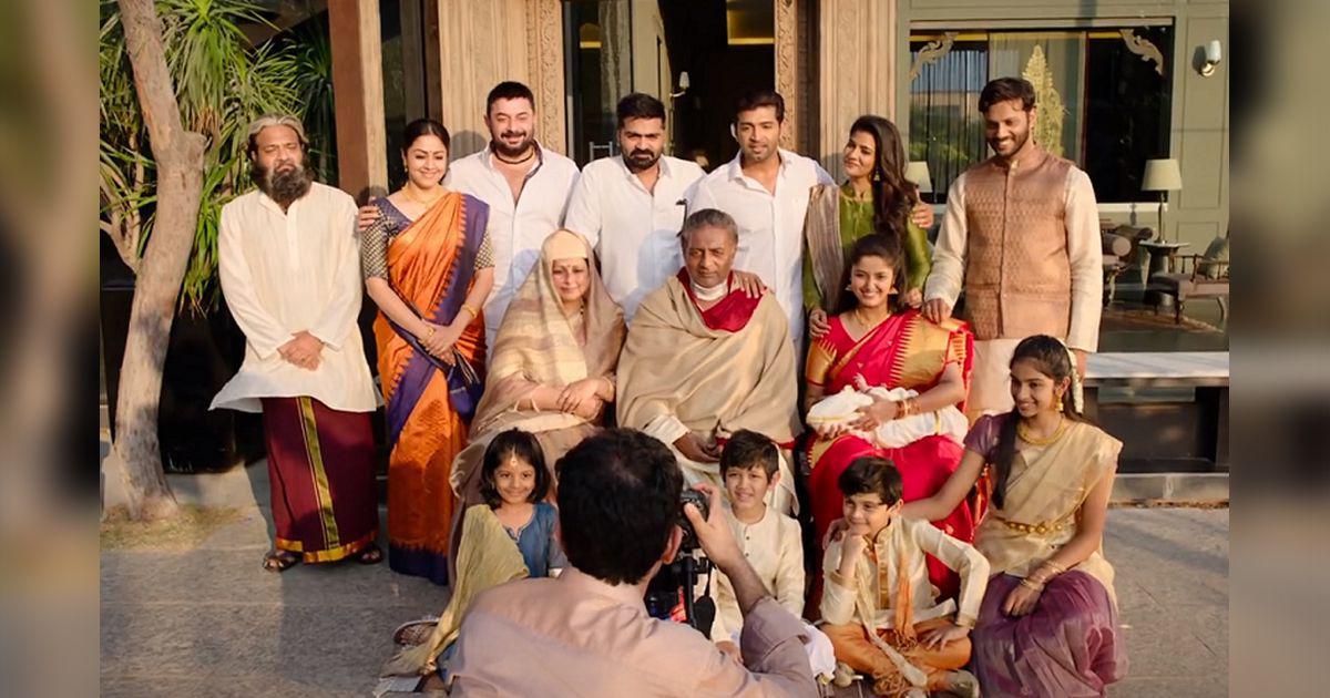 A mafia don, his three sons and Chennai in Mani Ratnam's 'Chekka Chivantha Vaanam' trailer