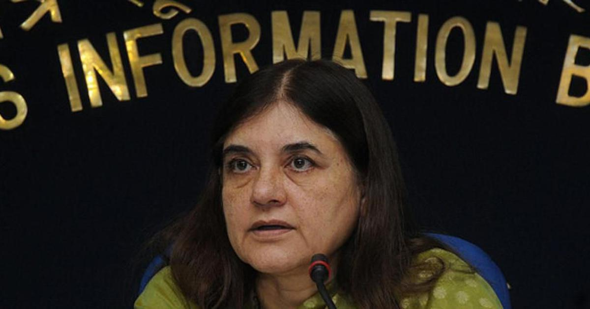 Lab-grown meat may end violence over cow slaughter, says Union minister Maneka Gandhi