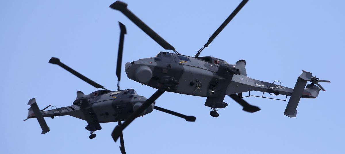 Centre to procure 111 helicopters for the Navy for Rs 21,000 crore