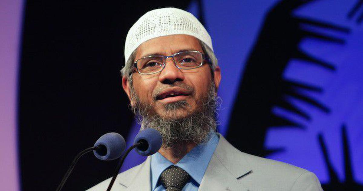 Centre declines RTI request for details on its request to Malaysia to extradite Zakir Naik
