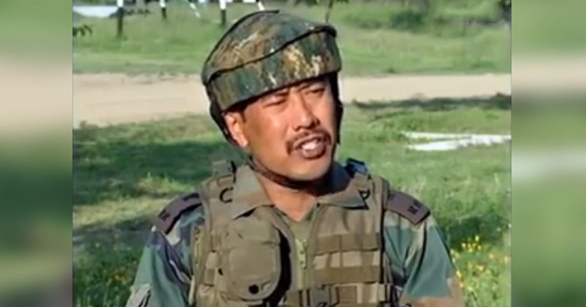 Major Leetul Gogoi guilty of 'fraternising' with local in Srinagar hotel, faces disciplinary action