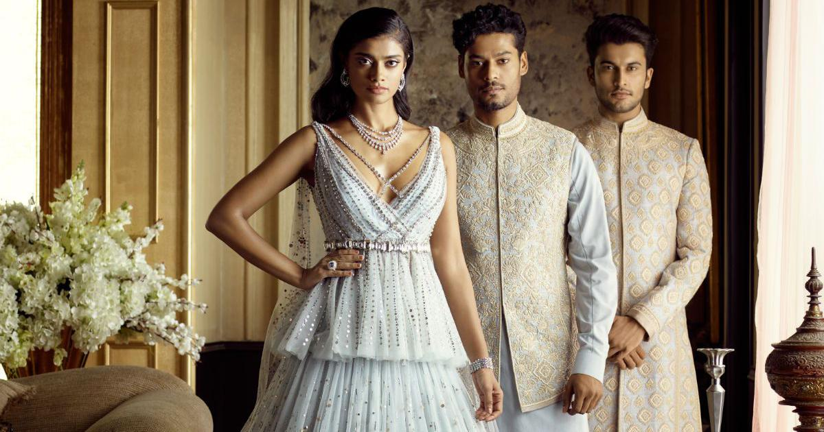 From Tarun Tahiliani To The Vogue Wedding Company Weddings Are Big Bucks For The Fashion Industry