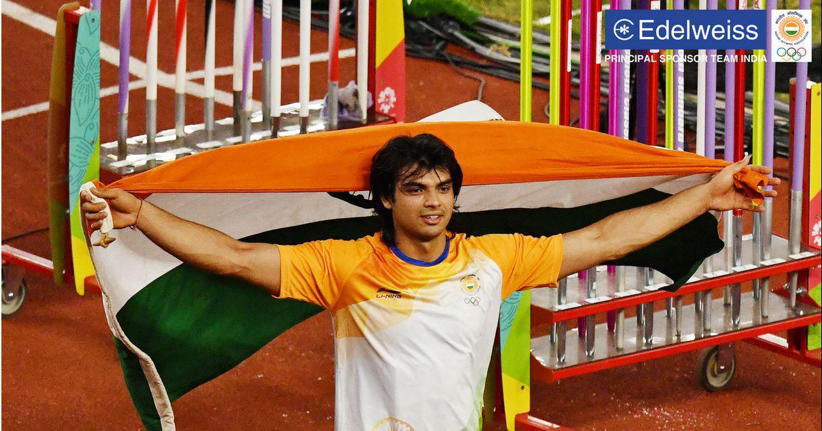 Farmer's son harvesting gold: Twitter celebrates Neeraj Chopra's javelin throw win at Asian Games