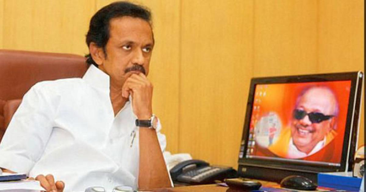 We are under attack by communal forces, says Stalin after being elected DMK president
