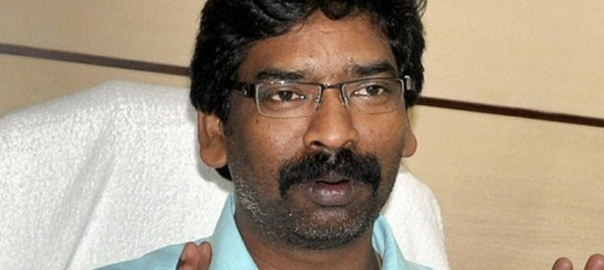 'BJP resorts to repressive methods to suppress voices of dissent': Ex-Jharkhand CM on police raids