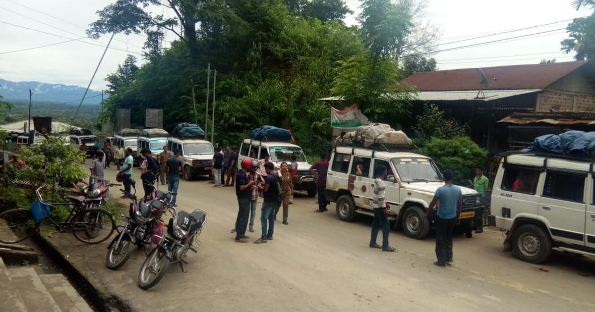 NRC: As Mizo student body checks travellers from Assam for ID papers, state government looks on