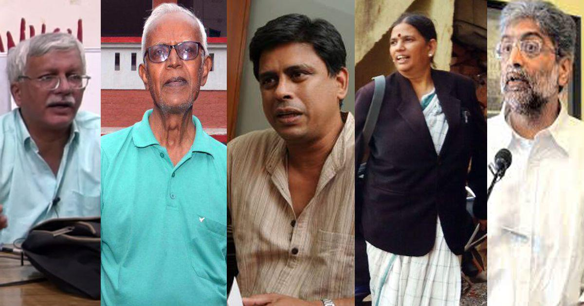 Among those raided in Bhima Koregaon case: A poet, a management professor, a business journalist