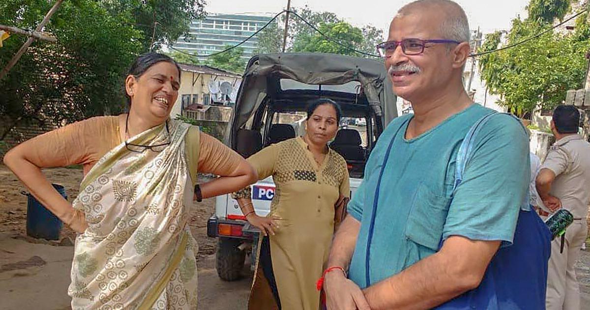 After dramatic midnight hearing, activist Sudha Bharadwaj placed under house arrest till August 30