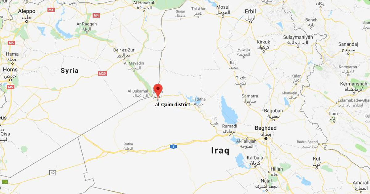 Iraq: Eight killed, 12 injured in suicide car bombing at security checkpoint