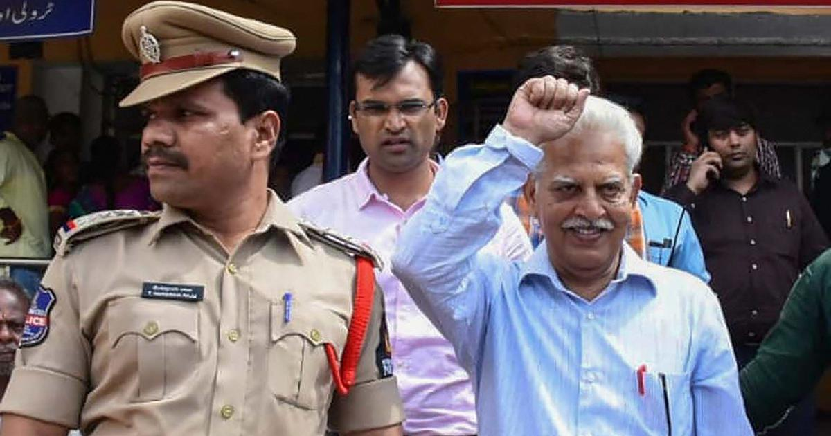Arrested activists are 'active members' of banned Maoist outfit, prosecutor tells Pune court