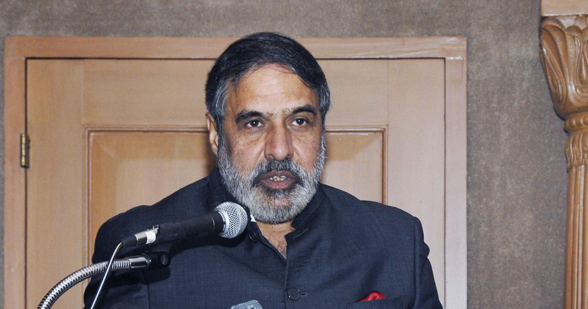 Rafale deal: Only PM knew details of the offset contract, says Congress leader Anand Sharma