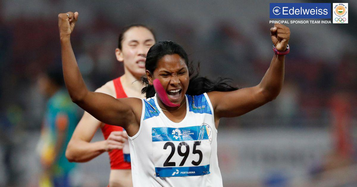 A toothache and six toes on each foot couldn't stop Swapna Barman from becoming Asia's best athlete