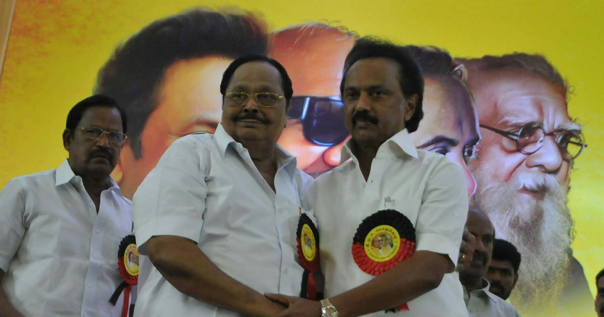 Tamil Nadu: Will accept Stalin's leadership if I'm readmitted, says expelled DMK leader Alagiri