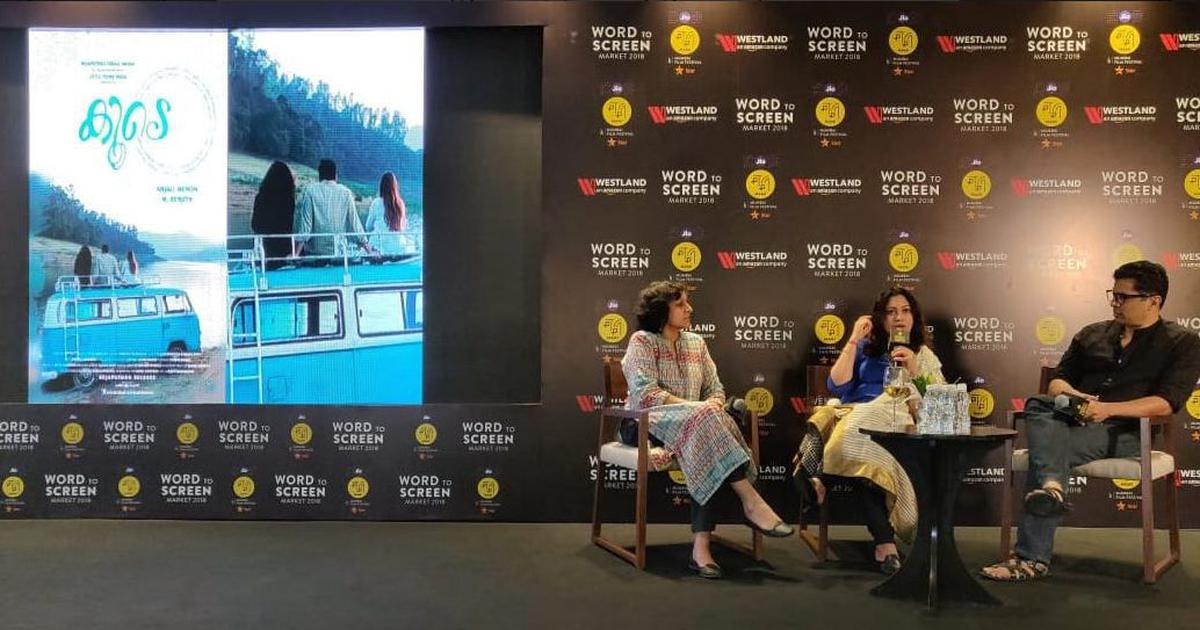 At Mumbai Film Festival's 'Word to Screen' market, stories of caste, Me Too and dissent