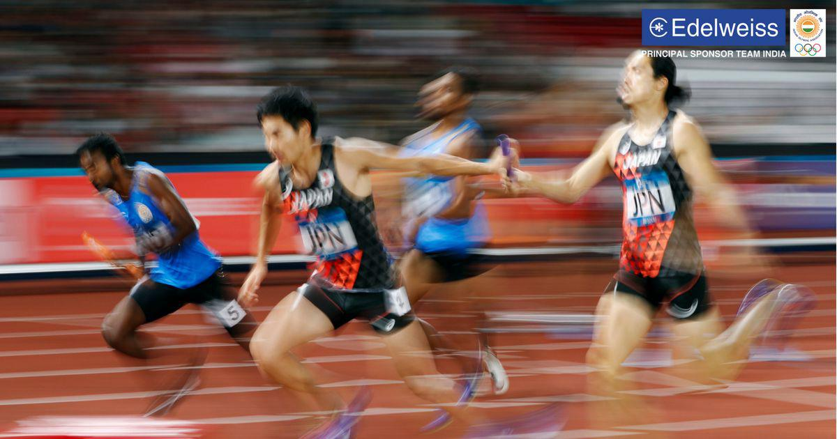 Asian Games: India's 4x400m men's relay team signs off with a silver