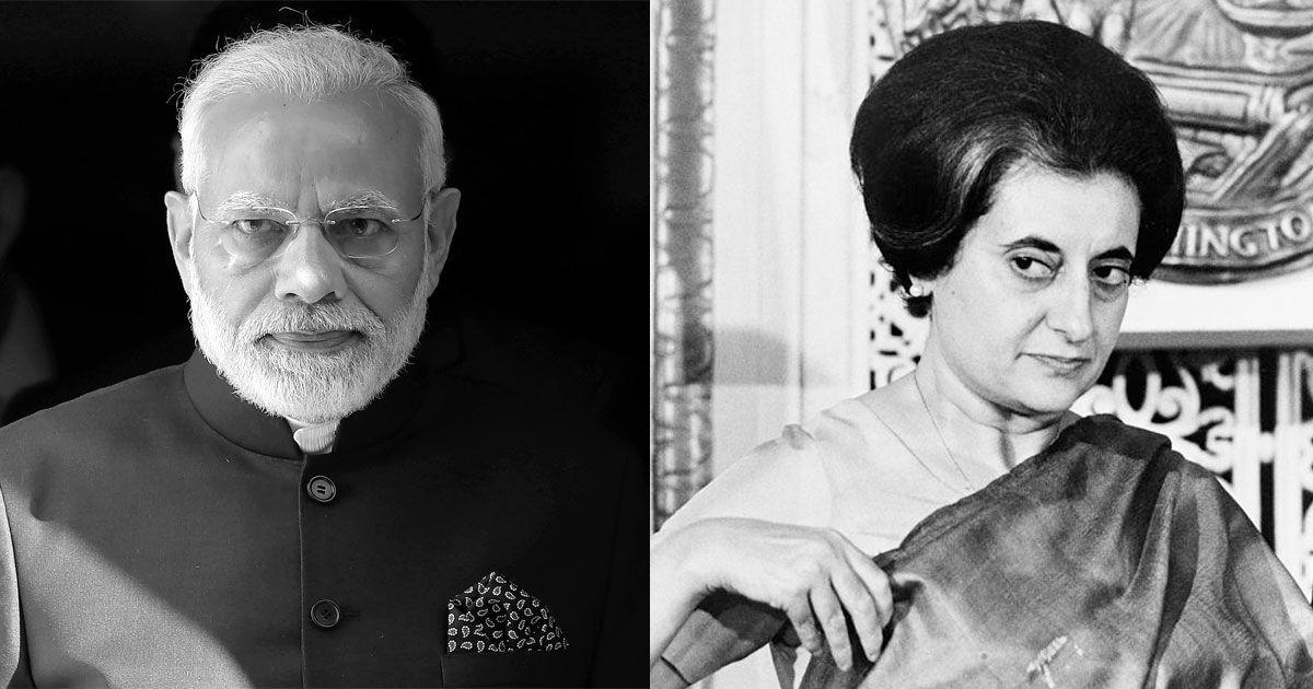 Modi has drawn many lessons from Indira Gandhi's Emergency – save one
