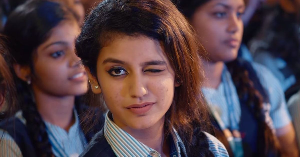 Supreme Court quashes FIR filed against actor Priya Prakash Varrier for winking in a film