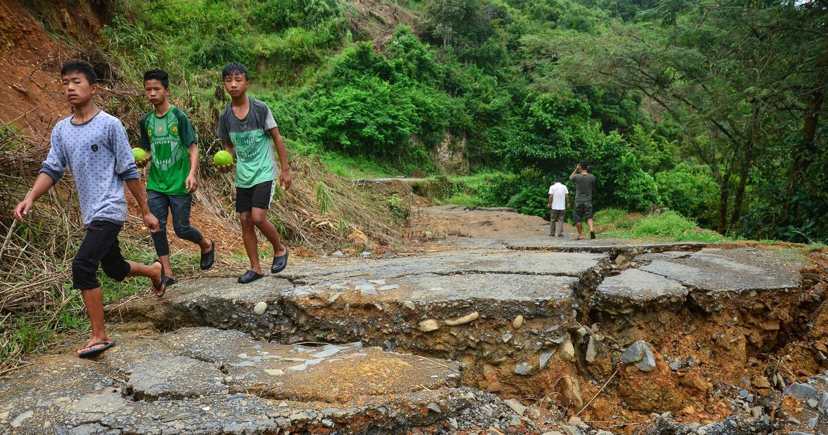 Nagaland floods: Centre sends rescue teams after Home Minister Rajnath Singh assures state of help