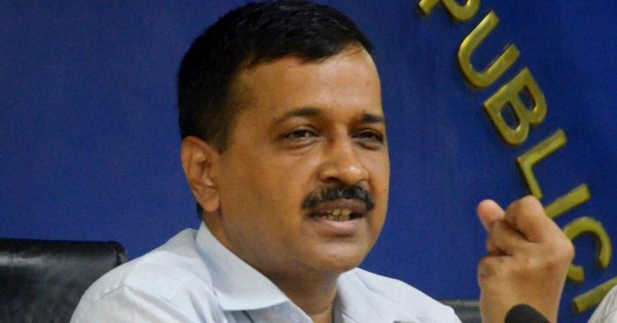 Delhi: Doorstep delivery of services to start from September 10, says Chief Minister Arvind Kejriwal