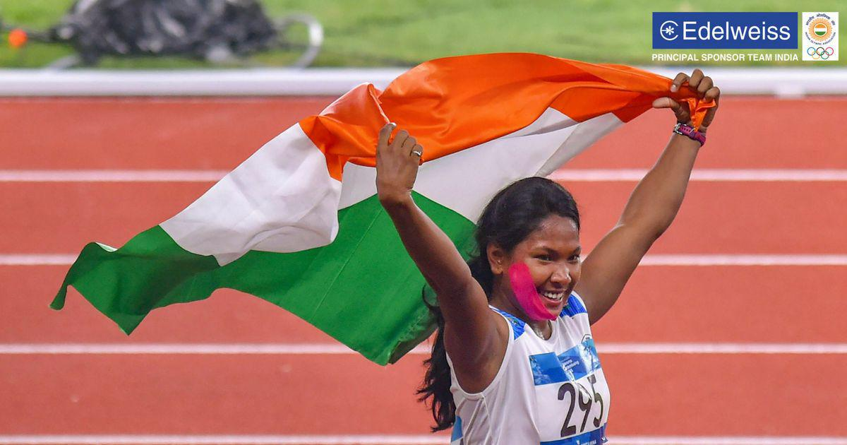 Swapna Barman to get customised shoes for six toes sponsored by Chennai-based company