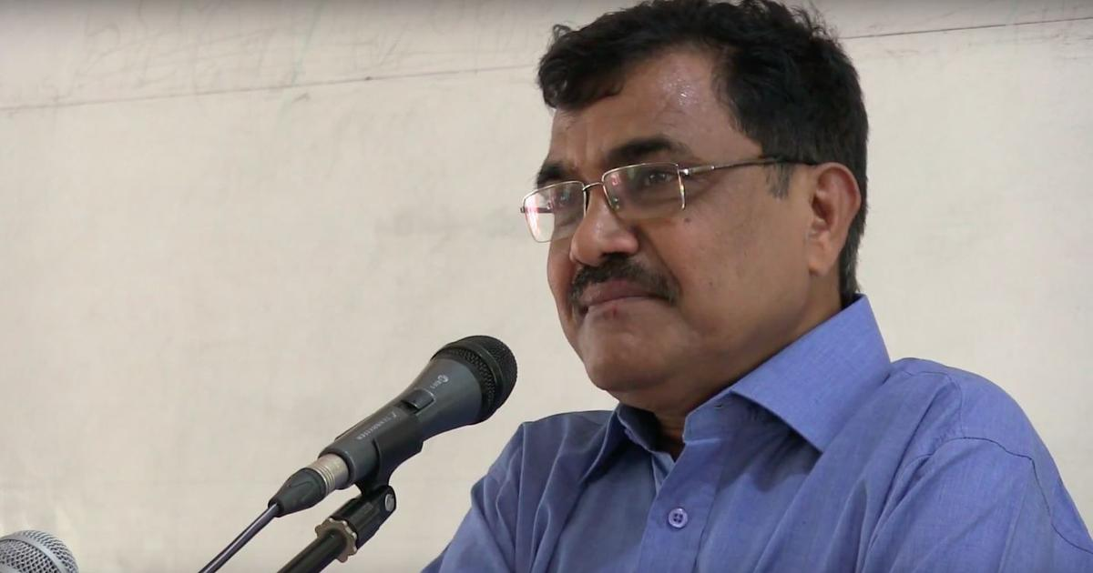 'Such falsehood is dangerous for country's future': Anand Teltumbde says police trying to malign him