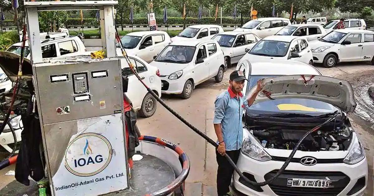 CNG, piped natural gas prices increase in Delhi, NCR after rupee slide