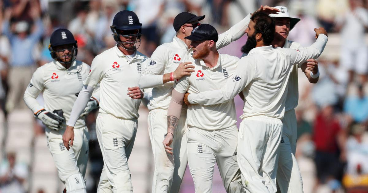 England vs India, 4th Test, day 4 – as it happened: Moeen Ali, Stokes power hosts to series win
