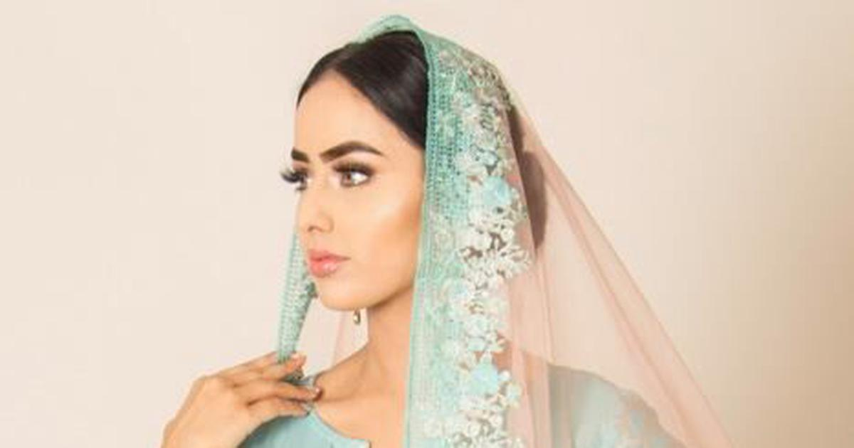 Miss England: In a first, contestant to wear a hijab in the final round of beauty pageant