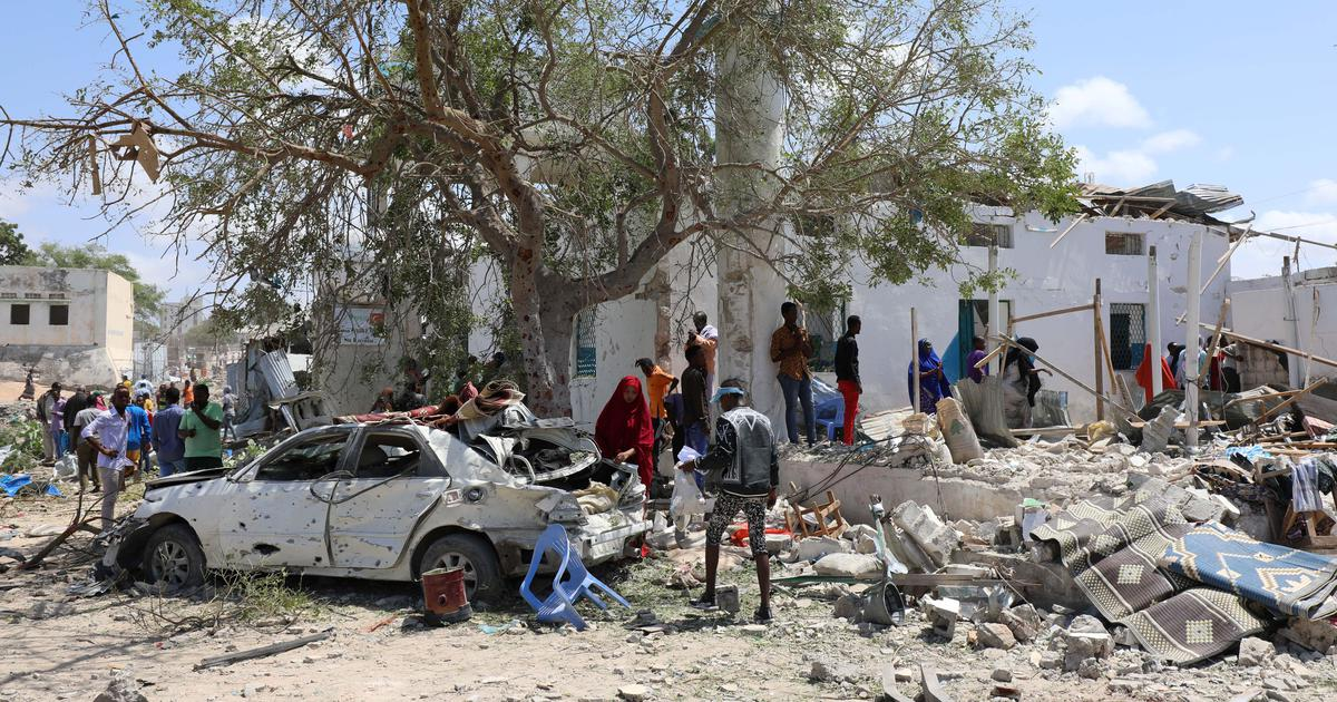 Somalia: Suicide car bomb in Mogadishu kills six and injures more than 12
