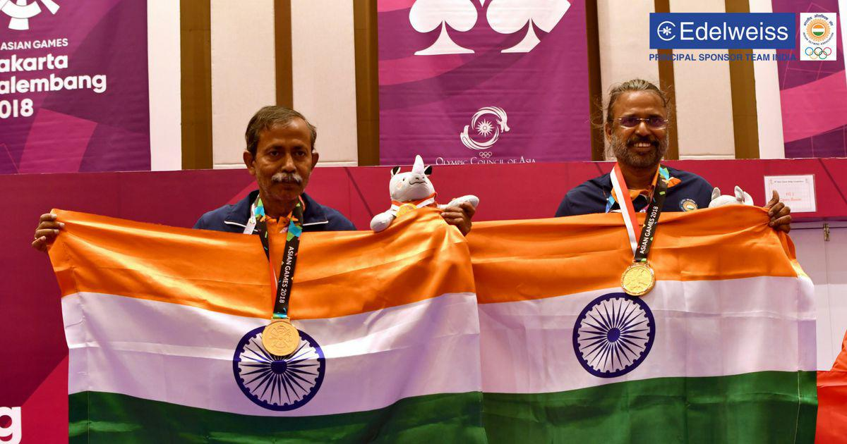 India's Bridge medallists from Asian Games yet to receive team blazers from IOA