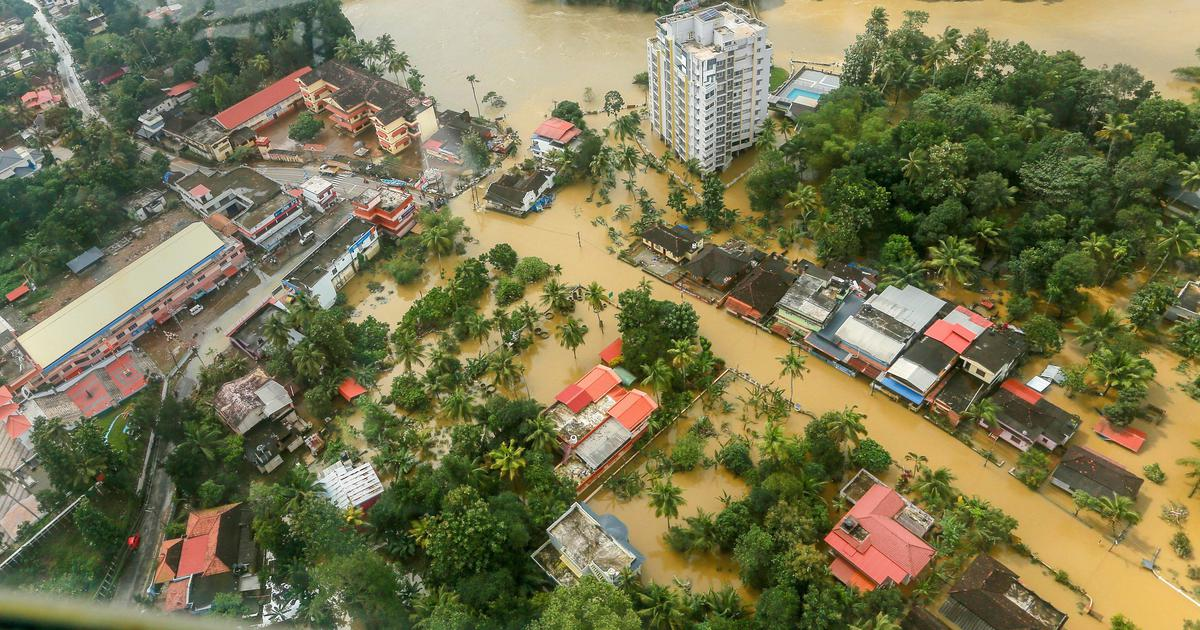 Monsoon: 1,400 people have died across 10 states since May 28, says Centre
