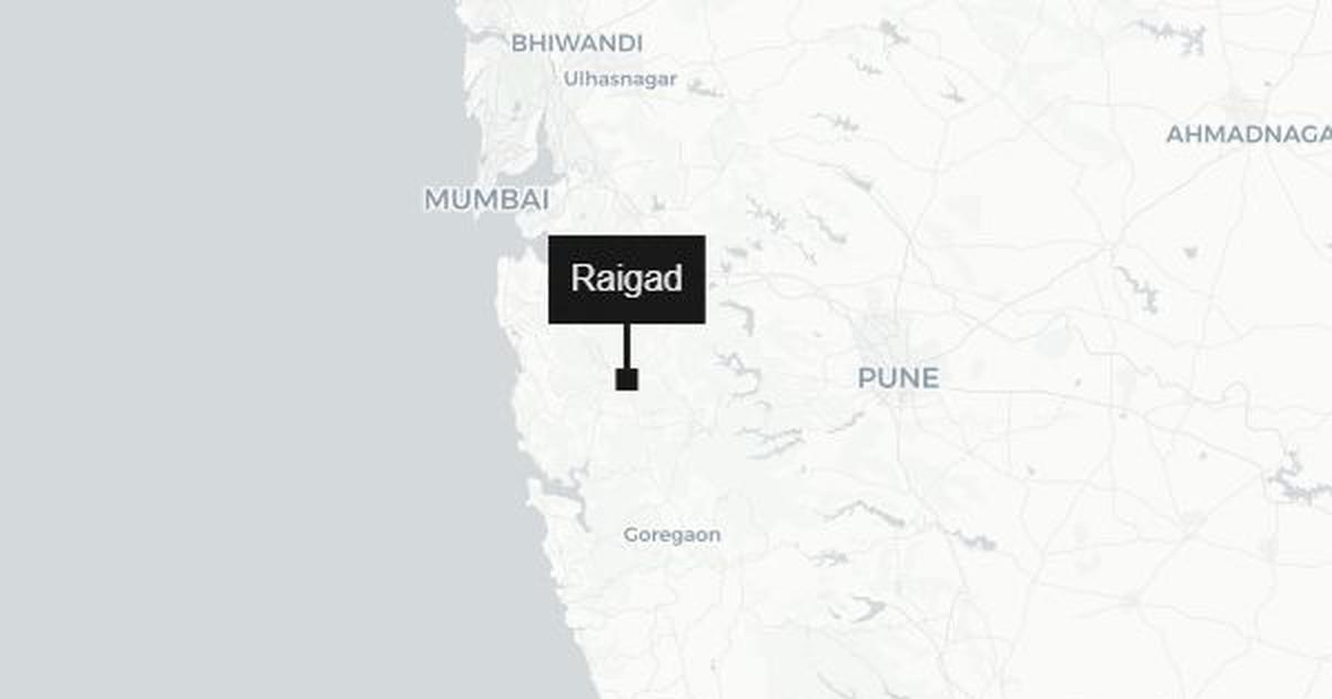 Maharashtra: Two men arrested after police seize a stockpile of explosives in Raigad district