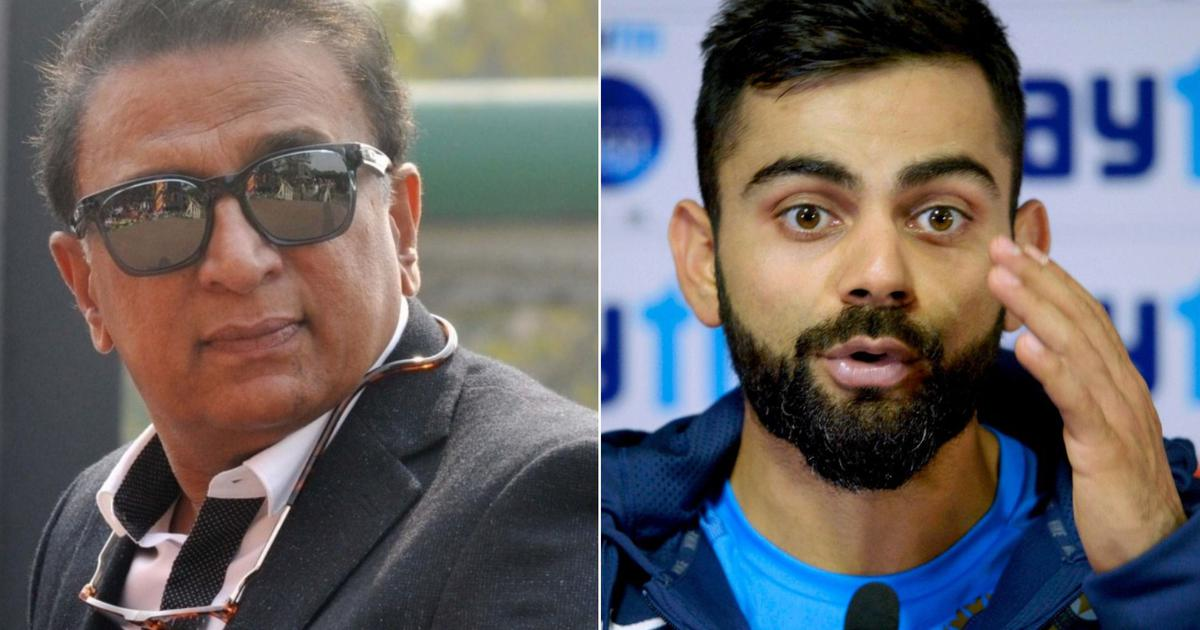 Kohli's India haven't been able to live up to expectations they raised when he took over: Gavaskar